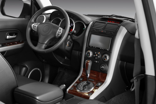 Land Vehicle「Car Interior」:スマホ壁紙(17)