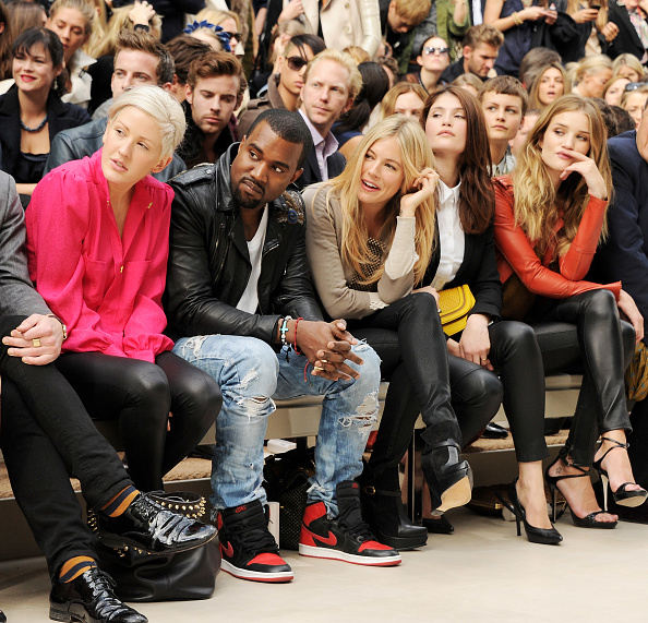 Kensington Gardens「Burberry Spring Summer 2012 Womenswear Show - Front Row And Backstage」:写真・画像(16)[壁紙.com]