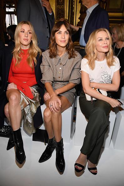 既製服「Stella McCartney : Front Row  - Paris Fashion Week Womenswear Spring/Summer 2018」:写真・画像(15)[壁紙.com]