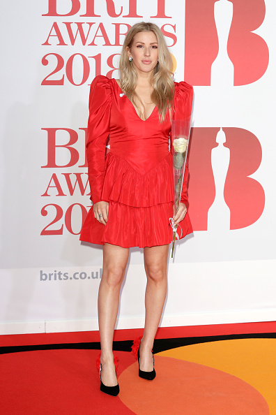 Brit Awards「The BRIT Awards 2018 - Red Carpet Arrivals」:写真・画像(9)[壁紙.com]