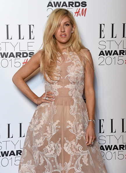 Three Quarter Length「Elle Style Awards 2015 - Inside Arrivals」:写真・画像(17)[壁紙.com]