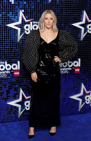Necklace「The Global Awards 2020 - Red Carpet Arrivals」:写真・画像(3)[壁紙.com]