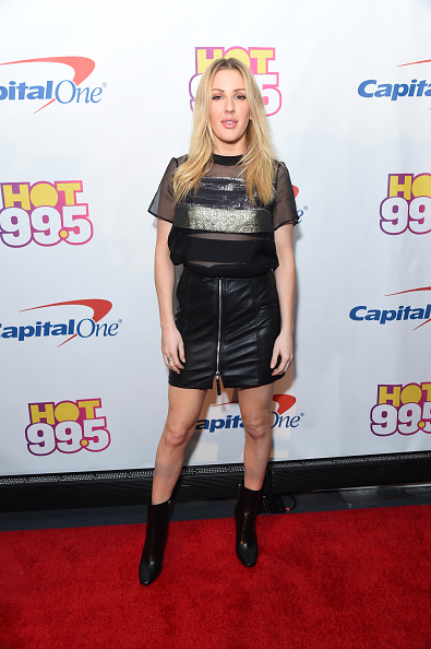 Short Sleeved「Hot 99.5's Jingle Ball 2016 - PRESS ROOM」:写真・画像(4)[壁紙.com]