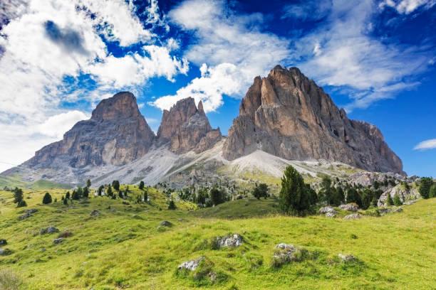 Sassolungo or Langkofel Mountain Group, Dolomites, Trentino, Alto Adige:スマホ壁紙(壁紙.com)