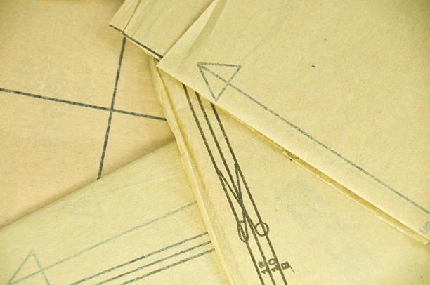 Sewing Pattern Background:スマホ壁紙(壁紙.com)