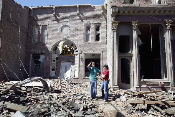 Missouri「Tornado Flattens Missouri Town」:写真・画像(3)[壁紙.com]