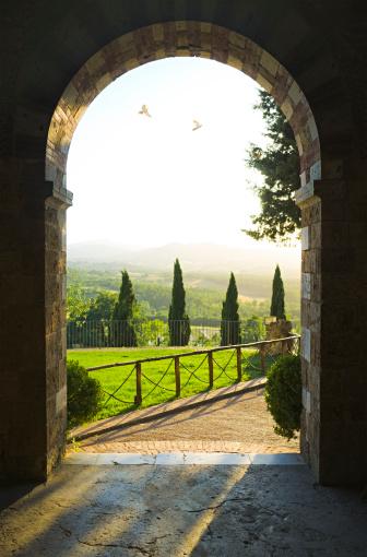 Spirituality「Tuscan scene」:スマホ壁紙(13)