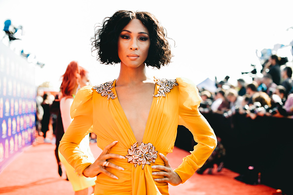 Looking At Camera「2019 MTV Movie And TV Awards - Red Carpet」:写真・画像(13)[壁紙.com]