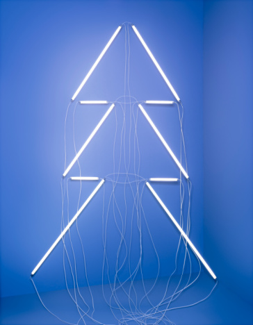 Fluorescent Light「Electric Christmas tree」:スマホ壁紙(7)