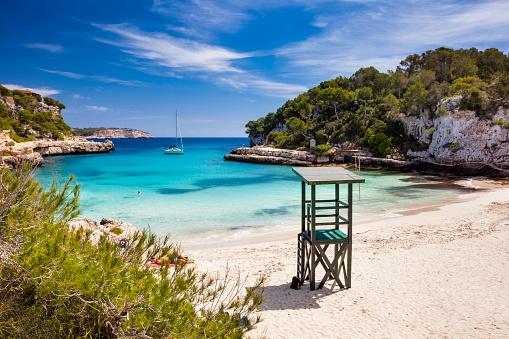 Majorca「Beach at Cala Llombards」:スマホ壁紙(16)