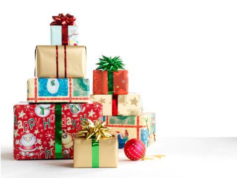プレゼント「Christmas Food」:スマホ壁紙(4)