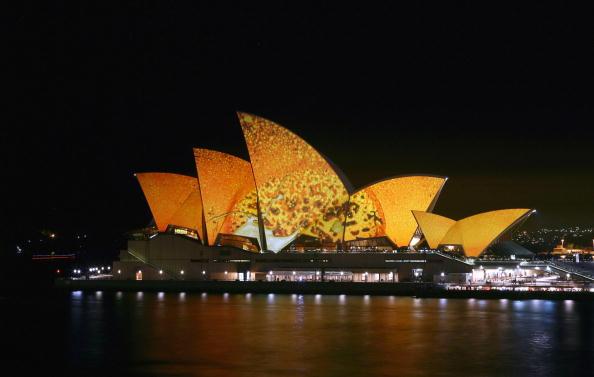 都市景観「Smart Light Sydney Opens As Part Of Vivid Sydney Festival」:写真・画像(13)[壁紙.com]