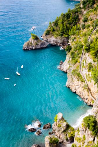 アマルフィ海岸「Amalfi, Amalfitan coast」:スマホ壁紙(11)