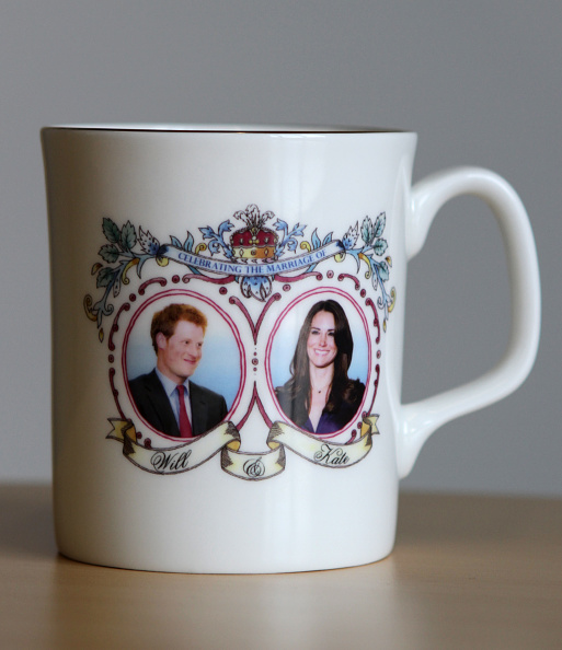 Souvenir「Royal Wedding Memorabilia」:写真・画像(9)[壁紙.com]
