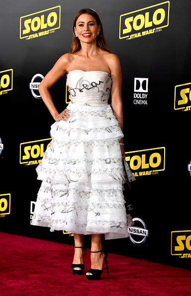 Frazer Harrison「Premiere Of Disney Pictures And Lucasfilm's 'Solo: A Star Wars Story' - Arrivals」:写真・画像(1)[壁紙.com]