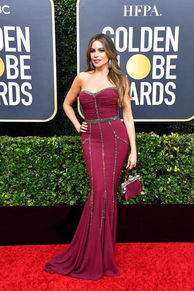 Sofia Vergara「77th Annual Golden Globe Awards - Arrivals」:写真・画像(5)[壁紙.com]