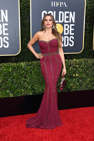 Sofia Vergara「77th Annual Golden Globe Awards - Arrivals」:写真・画像(6)[壁紙.com]