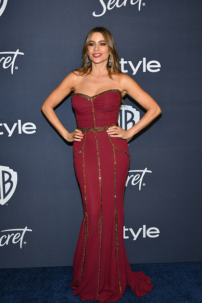 Sofia Vergara「21st Annual Warner Bros. And InStyle Golden Globe After Party - Arrivals」:写真・画像(19)[壁紙.com]
