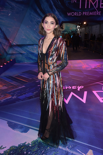 """A Wrinkle in Time「Premiere Of Disney's """"A Wrinkle In Time"""" - Red Carpet」:写真・画像(10)[壁紙.com]"""