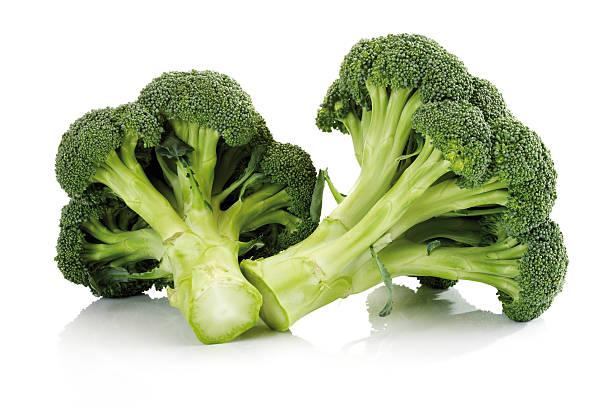 Broccoli, close-up:スマホ壁紙(壁紙.com)