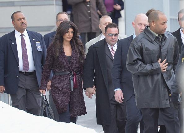 Hiding「Teresa And Joe Giudice Court Appearance」:写真・画像(19)[壁紙.com]