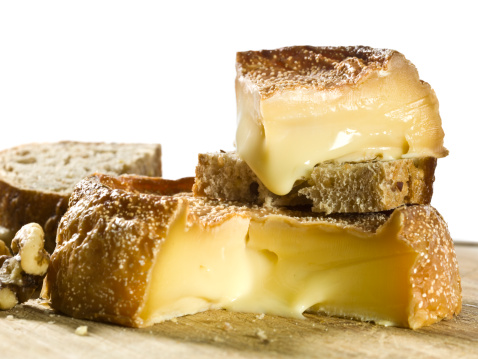 Cheese「Époisses de Bourgogne French cheese」:スマホ壁紙(0)