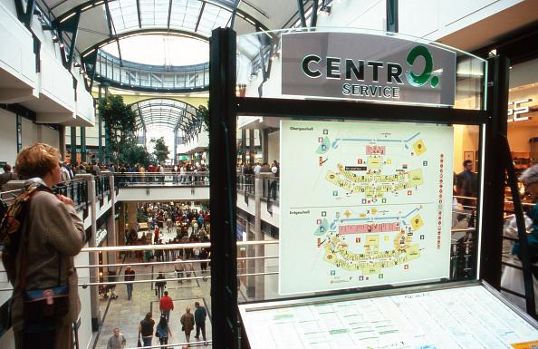 North Rhine Westphalia「Eröffnung Einkaufszentrum CentrO」:写真・画像(2)[壁紙.com]