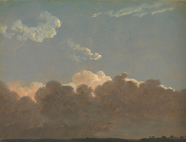 Sky「Cloud Study (Distant Storm)」:写真・画像(15)[壁紙.com]