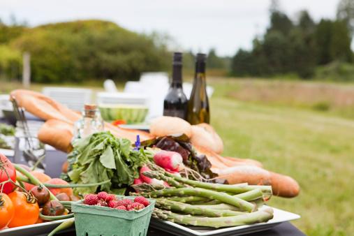 Asparagus「Fresh farm produce」:スマホ壁紙(7)