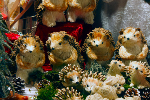 Hedgehog「Berlin, Christmas Market」:スマホ壁紙(2)