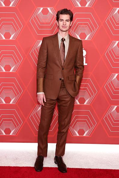 Andrew Garfield「2021 Tony Awards - Arrivals」:写真・画像(11)[壁紙.com]