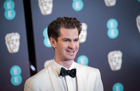 Andrew Garfield「EE British Academy Film Awards - Red Carpet Arrivals」:写真・画像(12)[壁紙.com]