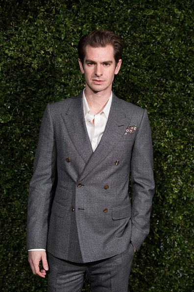 Andrew Garfield「The Charles Finch & Chanel Pre-BAFTA's Dinner」:写真・画像(0)[壁紙.com]