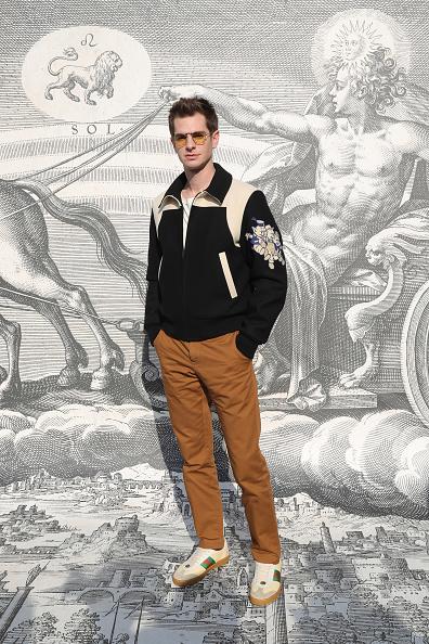 Andrew Garfield「Gucci - Arrivals - Milan Fashion Week Autumn/Winter 2019/20」:写真・画像(4)[壁紙.com]