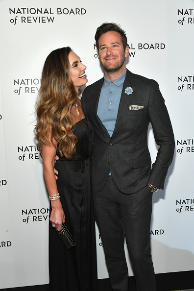 Armie Hammer「2018 The National Board Of Review Annual Awards Gala」:写真・画像(7)[壁紙.com]