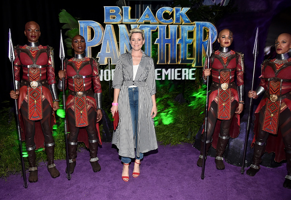 ロサンゼルス市「The Los Angeles World Premiere of Marvel Studios' BLACK PANTHER」:写真・画像(18)[壁紙.com]
