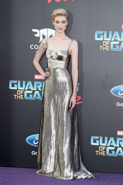 "Elizabeth Debicki「Premiere Of Disney And Marvel's ""Guardians Of The Galaxy Vol. 2"" - Arrivals」:写真・画像(3)[壁紙.com]"