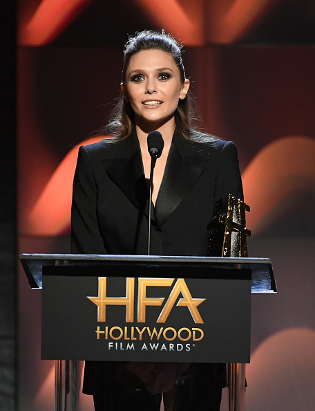 Elizabeth Olsen「21st Annual Hollywood Film Awards - Show」:写真・画像(15)[壁紙.com]