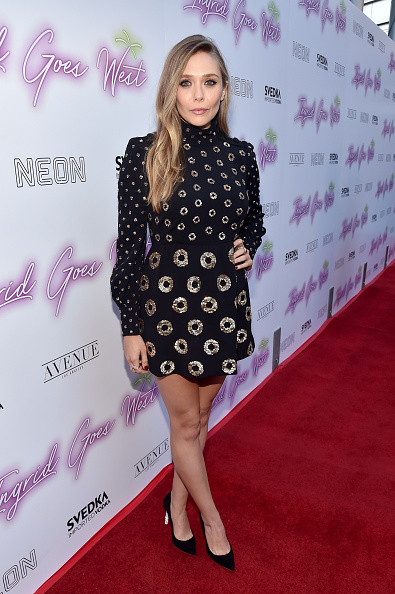 "Elizabeth Olsen「Premiere Of Neon's ""Ingrid Goes West"" - Red Carpet」:写真・画像(6)[壁紙.com]"