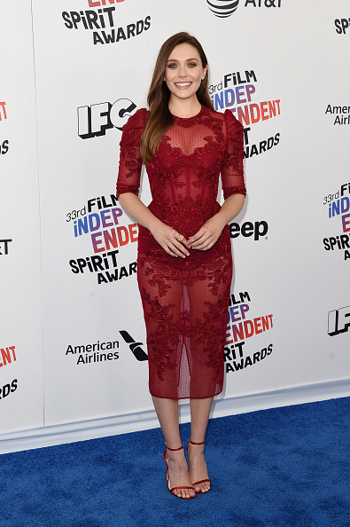 Elizabeth Olsen「2018 Film Independent Spirit Awards  - Arrivals」:写真・画像(10)[壁紙.com]