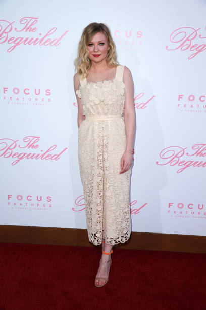 """Premiere Of Focus Features' """"The Beguiled"""" - Arrivals:ニュース(壁紙.com)"""