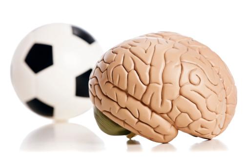 フィットネスモデル「モデル脳、サッカーボールのパースペックス」:スマホ壁紙(4)
