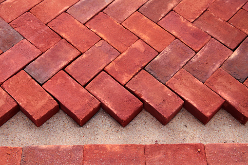 Tilt「brick Herriingbone pattern installation」:スマホ壁紙(17)