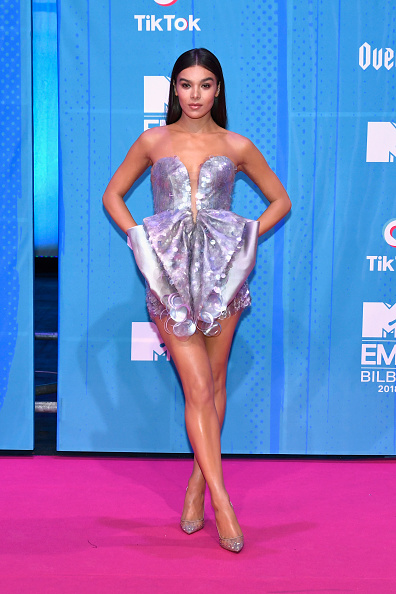 MTVヨーロッパ音楽賞「MTV EMAs 2018 - Red Carpet Arrivals」:写真・画像(1)[壁紙.com]