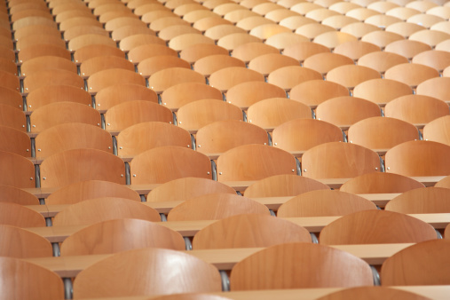 Lecture Hall「large empty classroom」:スマホ壁紙(1)