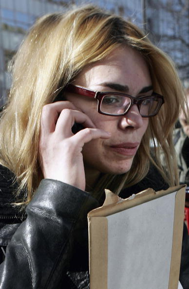 Wireless Technology「Billie Piper Arrives At The Garrick To Perform In A Play」:写真・画像(15)[壁紙.com]