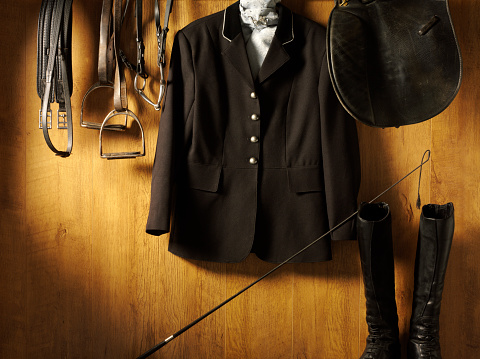 Horse「Riding Clothes and Equine Equipment」:スマホ壁紙(7)