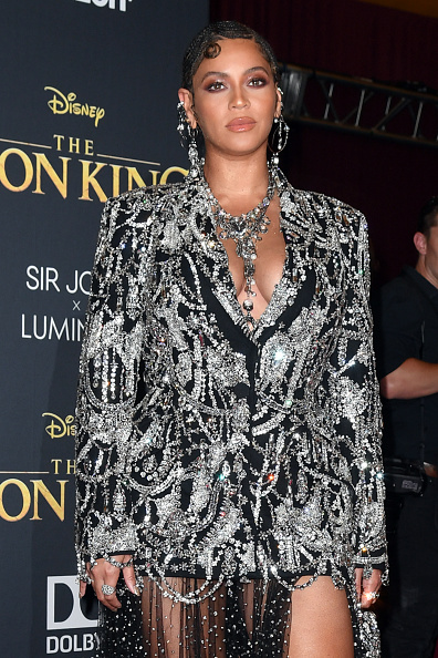 "Black Color「Premiere Of Disney's ""The Lion King"" - Red Carpet」:写真・画像(6)[壁紙.com]"