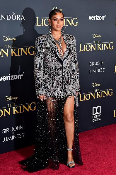 "Black Color「Premiere Of Disney's ""The Lion King"" - Arrivals」:写真・画像(14)[壁紙.com]"