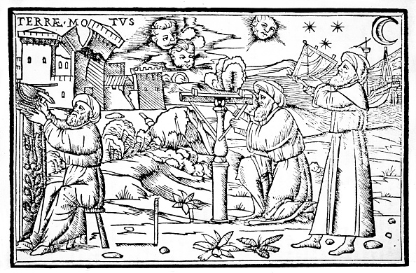 16th Century「Arabian Astrologers 1513 (Late 19th Century)」:写真・画像(12)[壁紙.com]
